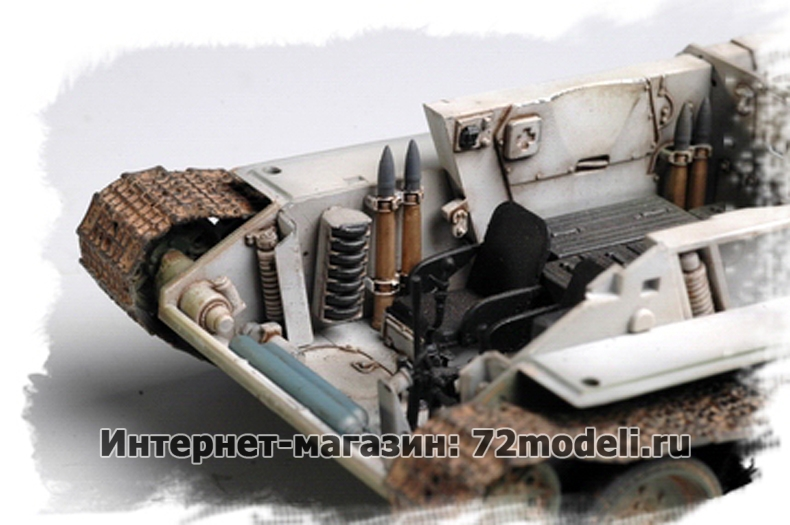 T-34/85 (Model1944 angle-jointed turret)Tank